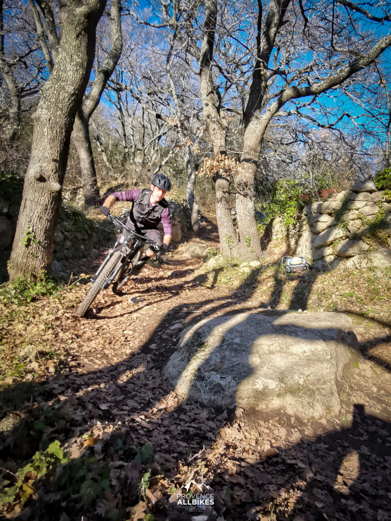 stage vtt enduro