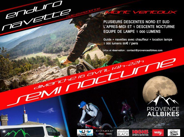 enduro navettes Ventoux provence allbikes