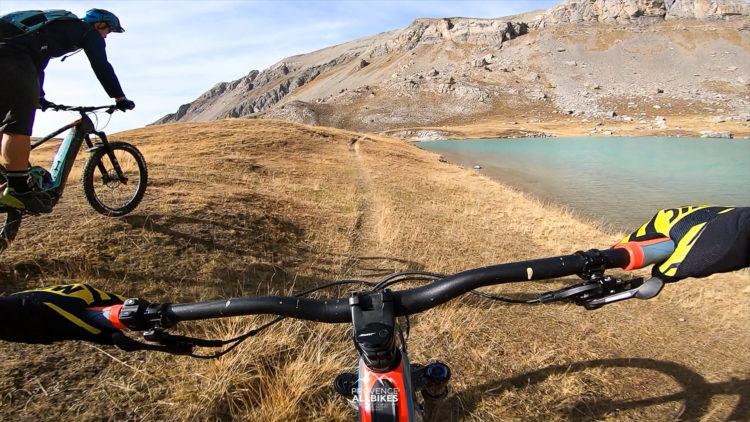 E-bike Trip séjour enduro